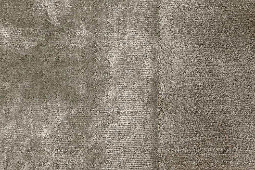Contemporary Silk Rug N12098