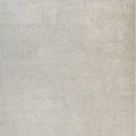Handmade Wool and Silk Beige Rug N12105