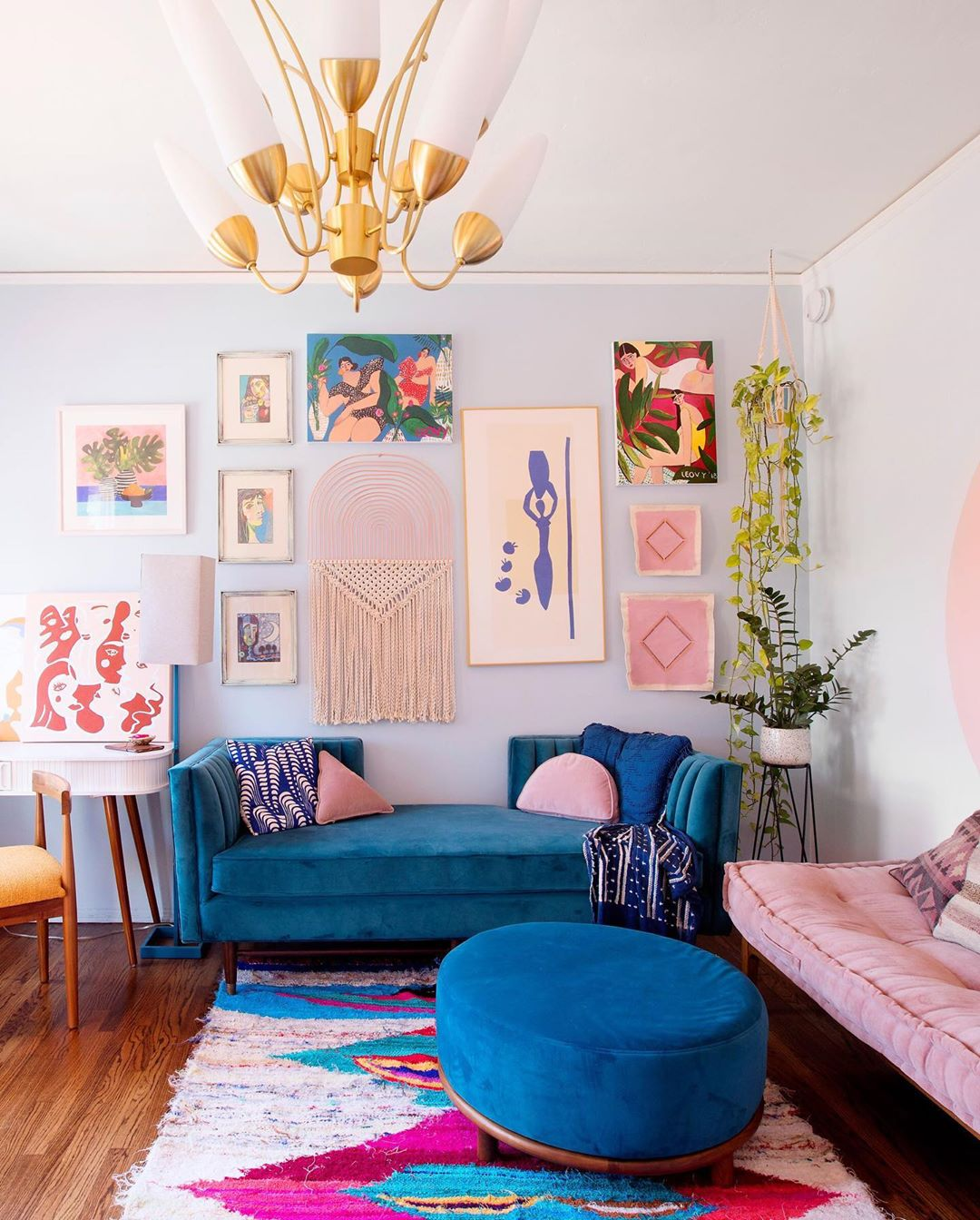 Trend Report 5 Colors That Will Rule Interior Design In 2020