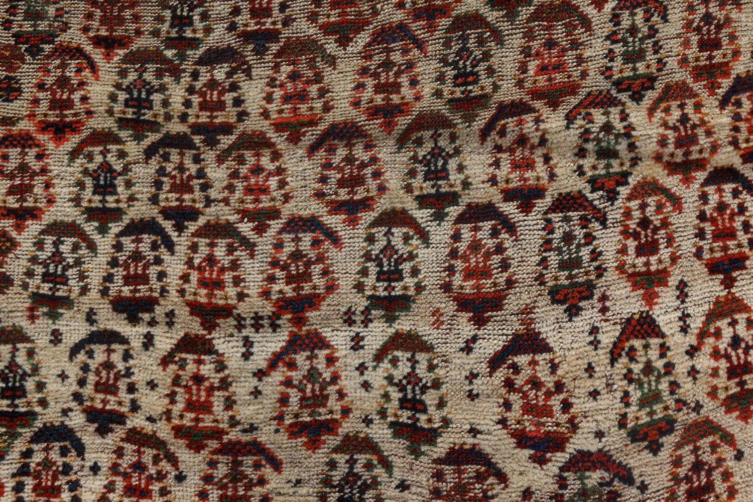 Antique Persian Afshar Rug BB7153