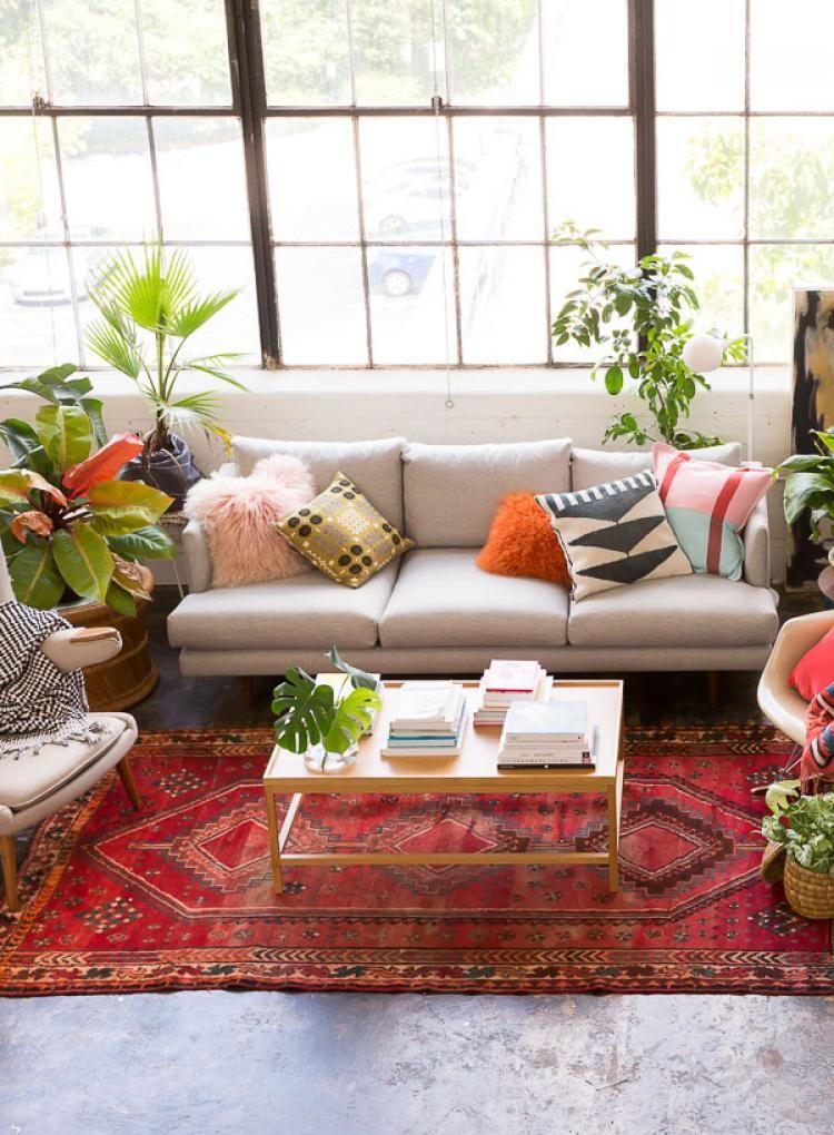 rug in living room (7)