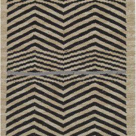 Contemporary Flat Weave Runner N12135