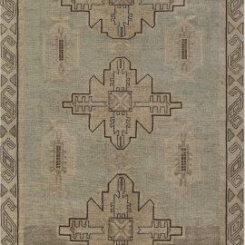 Vintage Samarkand Rug BB7372
