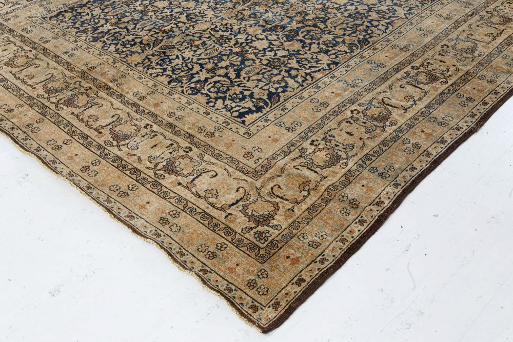 Antique Persian Meshad Rug BB7376