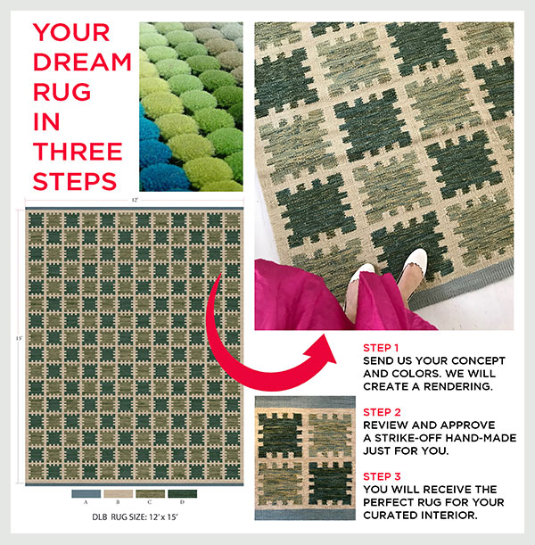 How to Make a Custom Rug