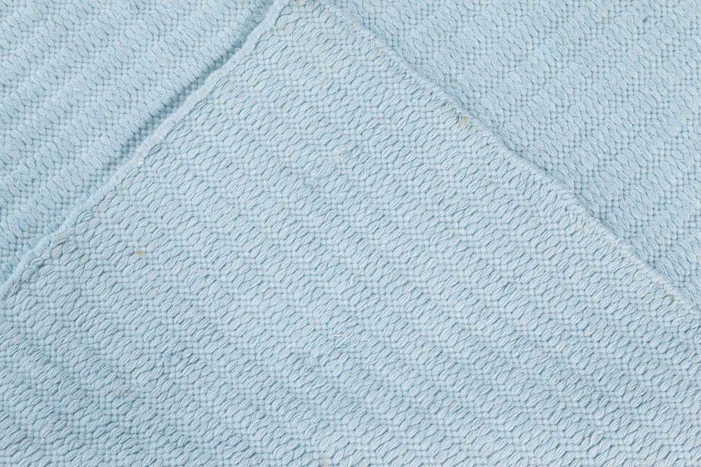 New Custom Flat Weave Runner N12139