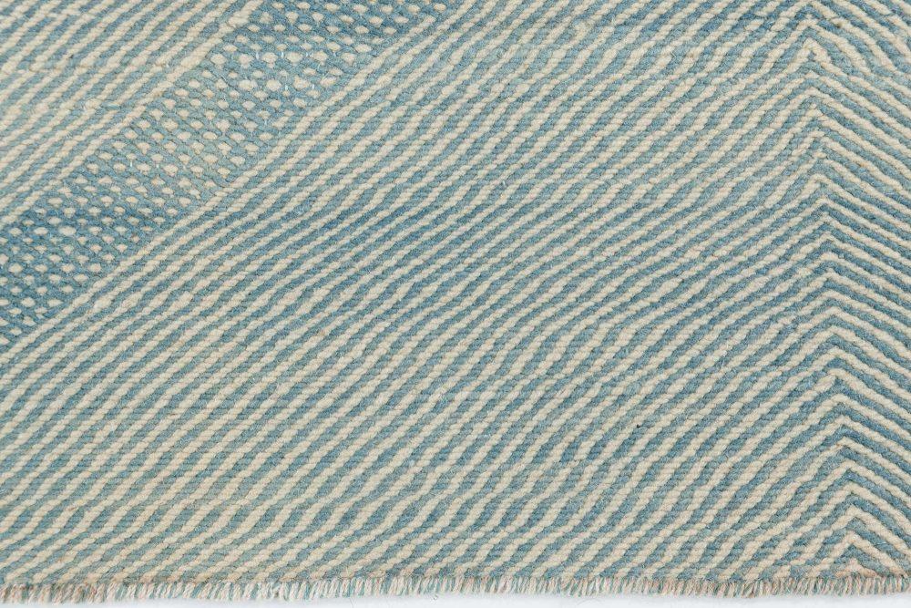 New Custom Flat Weave Moroccan Runner N12144