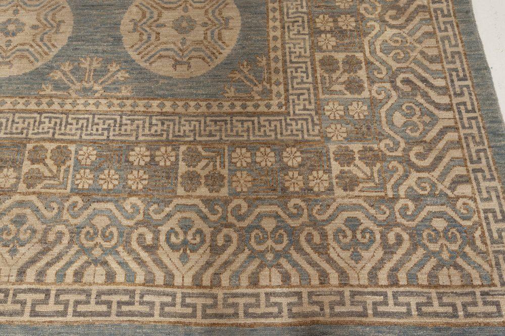 New Inspired Samarkand Rug N12152