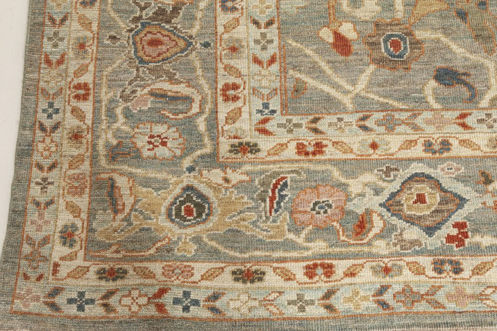 New Inspired Sultanabad Rug N12155