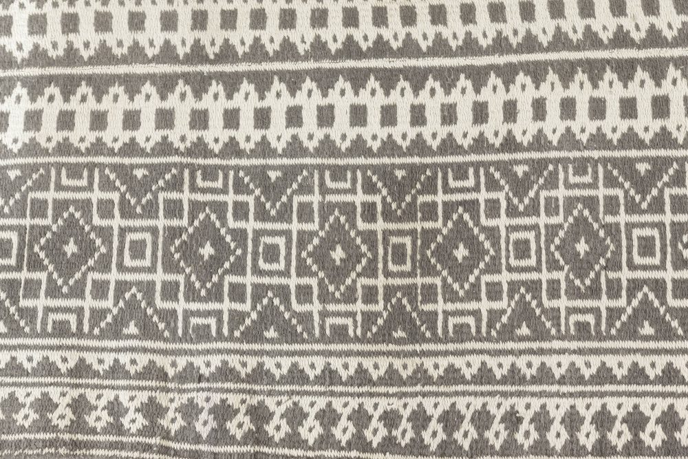 One-of-a-kind Antique Indian Cotton Agra BB7582