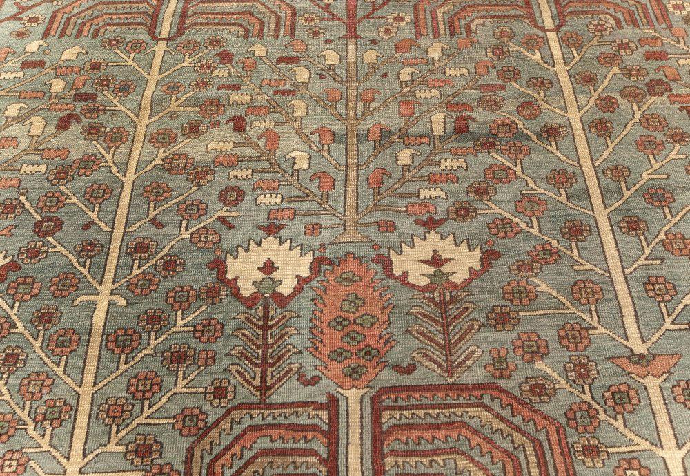 Antique Persian Heriz Rug BB7588