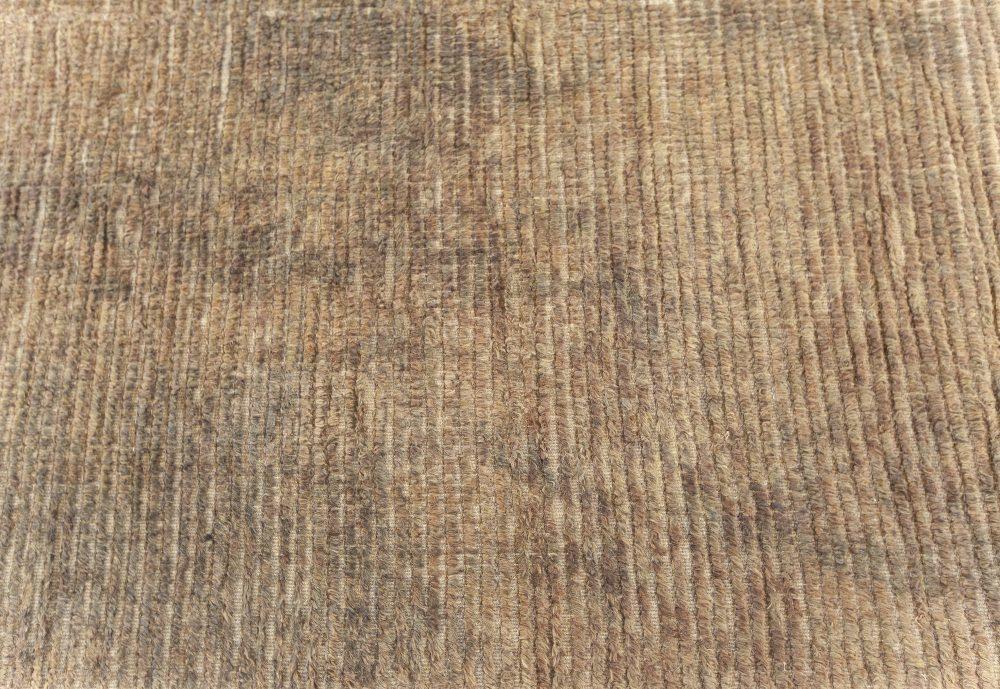 Modern Textural Marsh Rug in Neutral Colors N12174