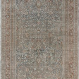 Antique Persian Tabriz Rug BB7592