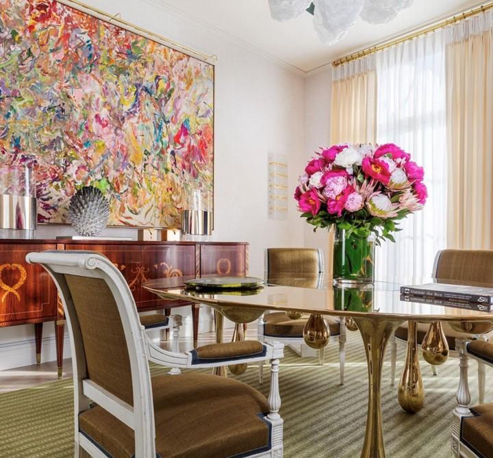 Zimmer von Davis Scott Interiors