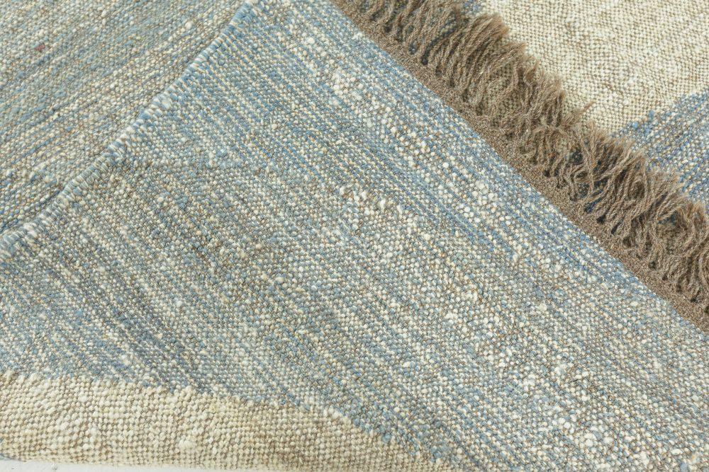 New Flat Weave Kilim Rug N12205