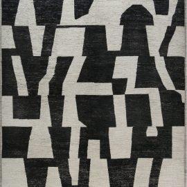 Modern Abstract Rug N12208