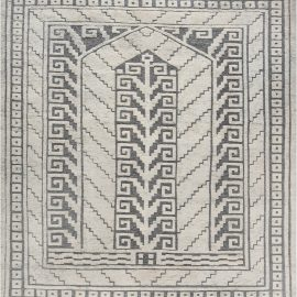 New High and Low Swedish Design Rug N12194