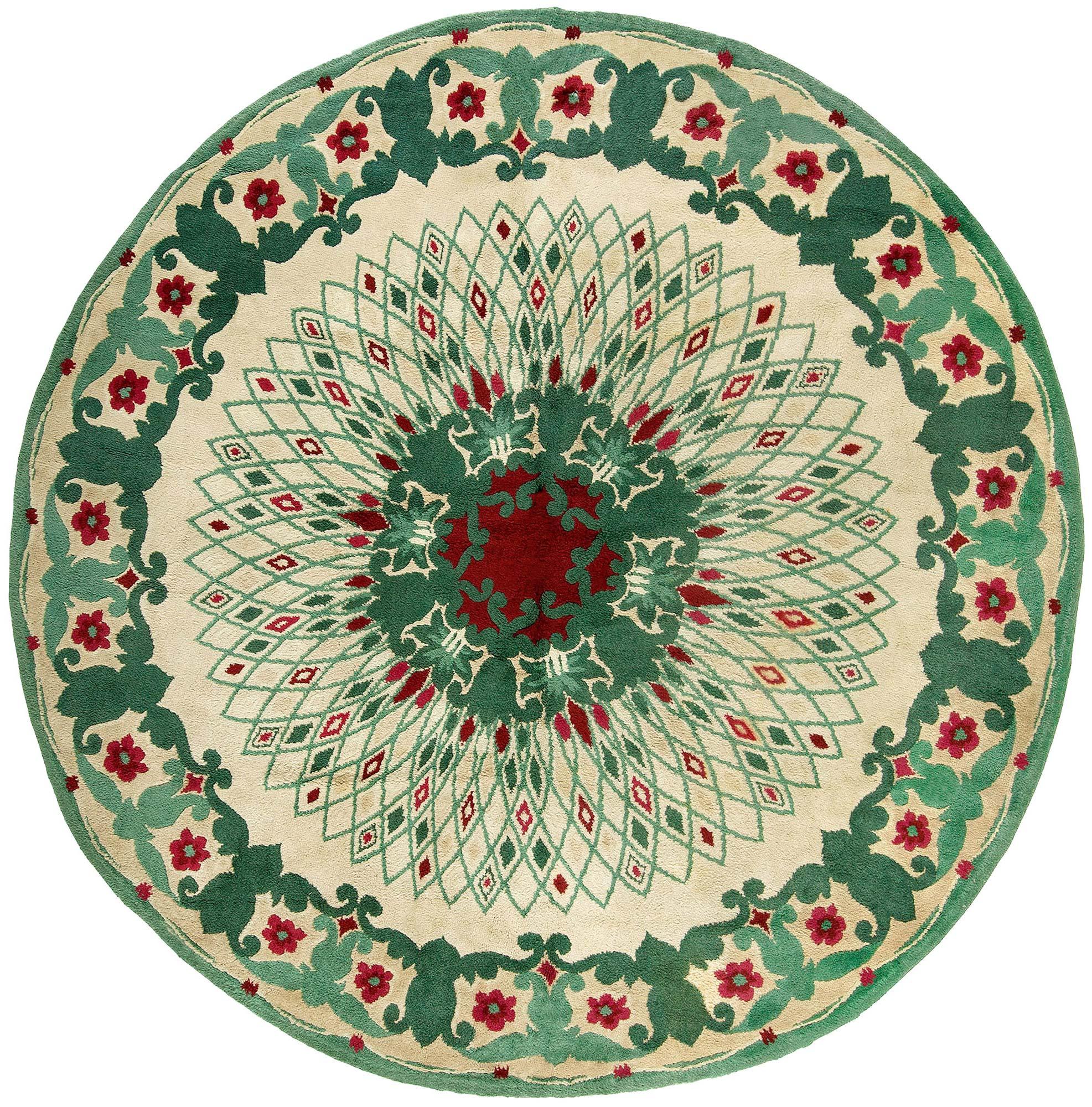 Art Deco Teppich von Paule Leleu BB4792