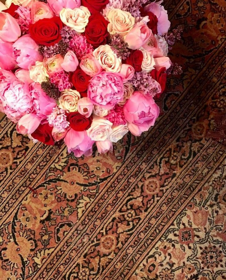 Styling Floral Rugs in Contemporary Interiors