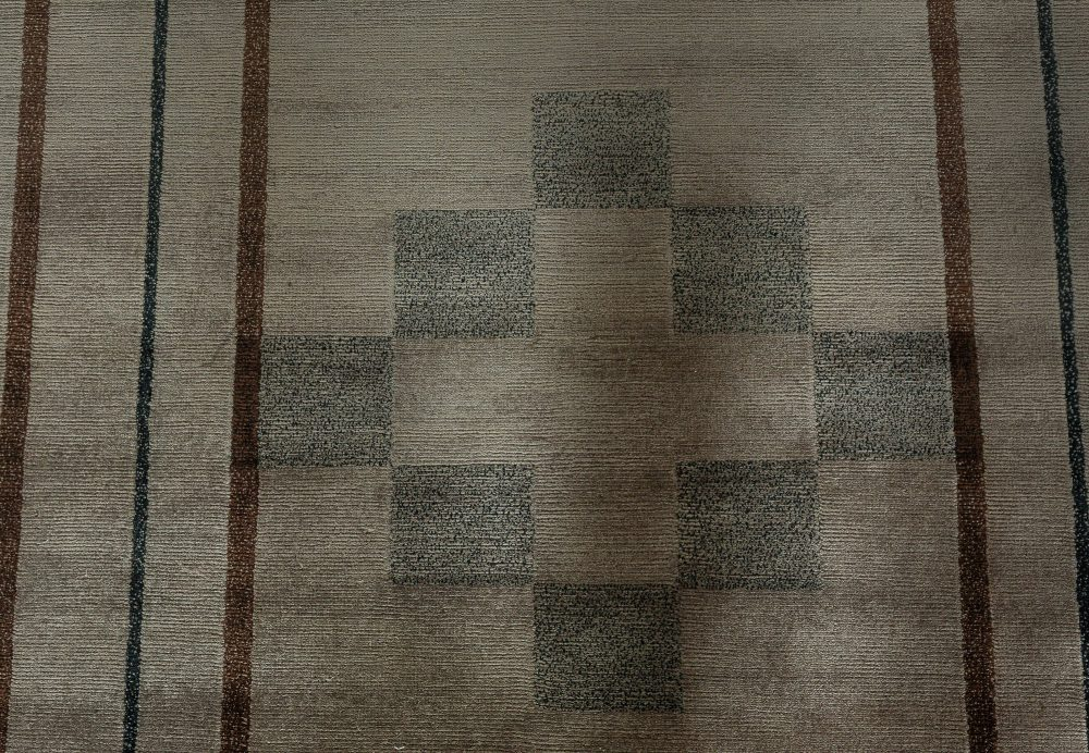New Contemporary Rug N12238