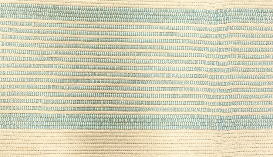 New Contemporary Flat weave Runner N12264