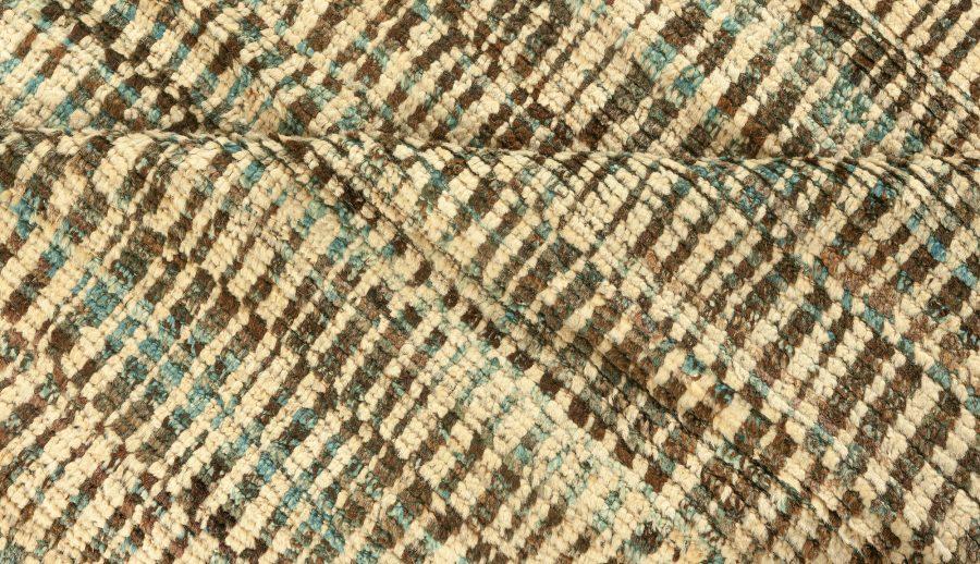 Contemporary Textural Moroccan Rug N12265