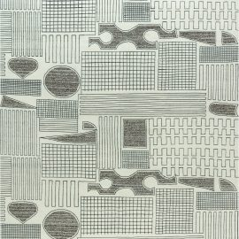 New Contemporary Deco Rug N12247