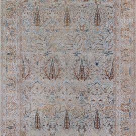 Antique Persian Kirman Rug BB7660