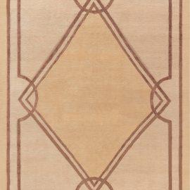 Modern Art Deco Rug N12273