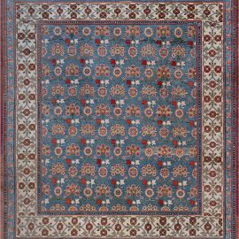 Vintage Samarkand Rug BB7659