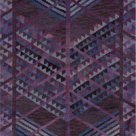 "Vintage Swedish Pile Rug by Marianne Richter ""AB MMF MR"" BB7661"